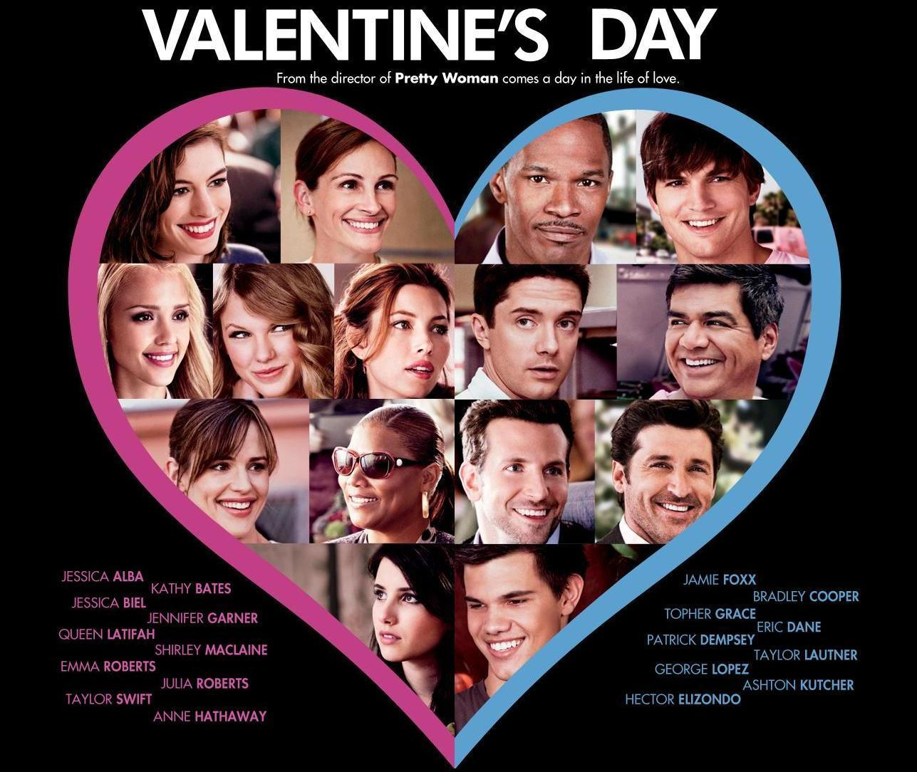 Valentine S Day 2010 Cast Google Search On The Hunt